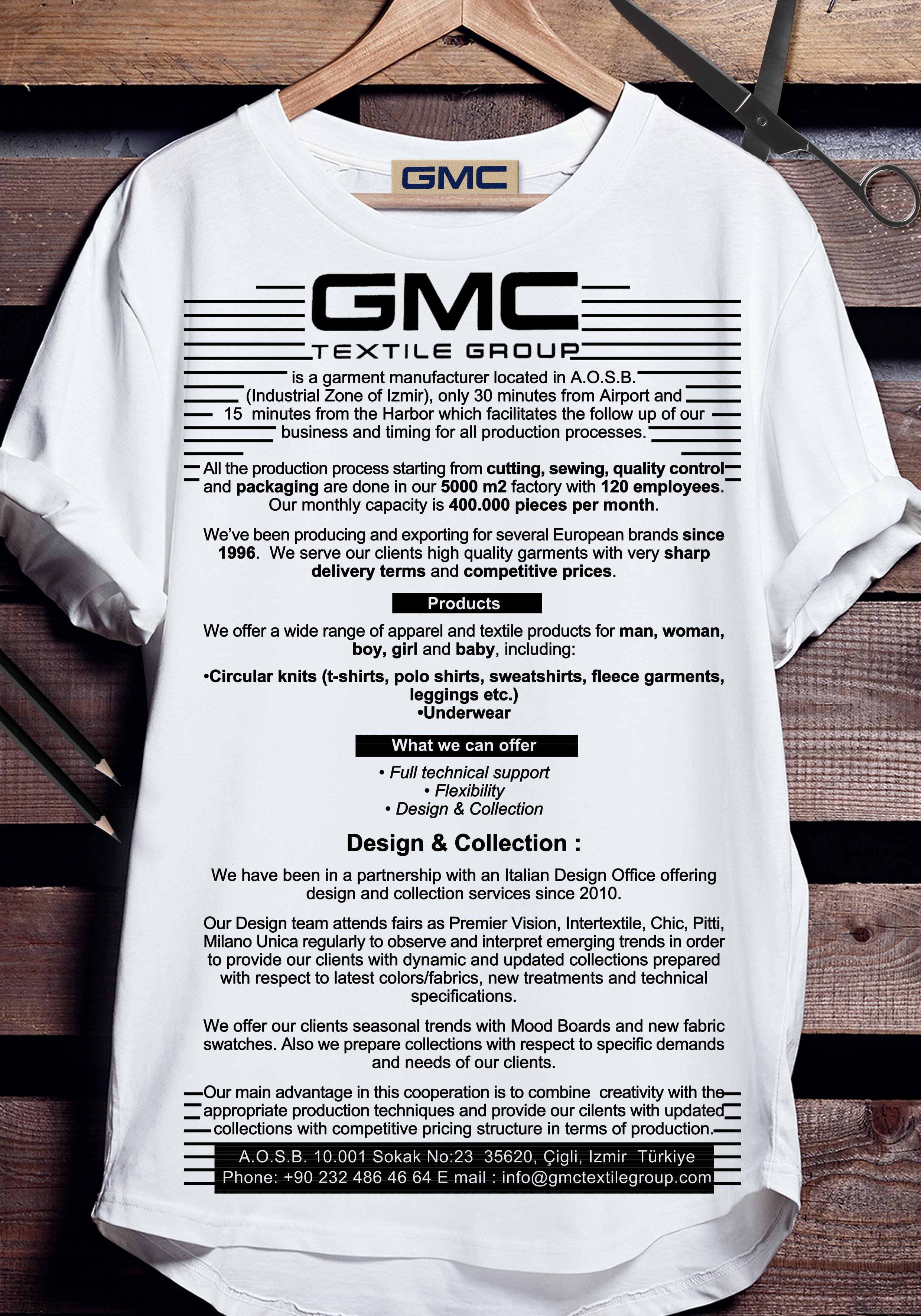 Gmc Textile Group | Home